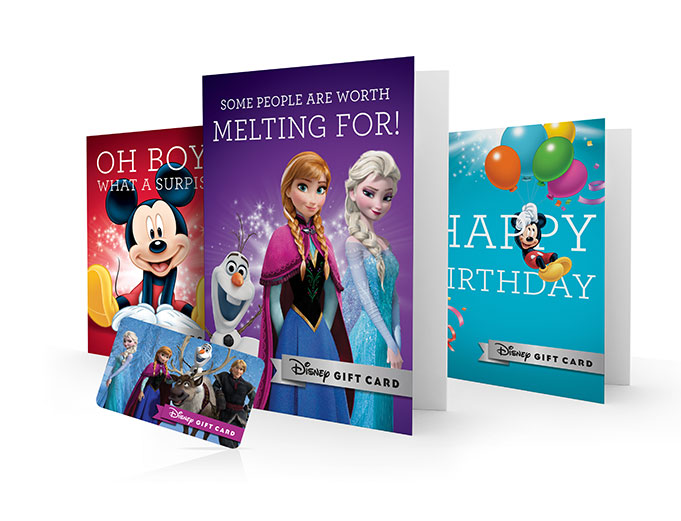 Home Page | Disney Gift Card