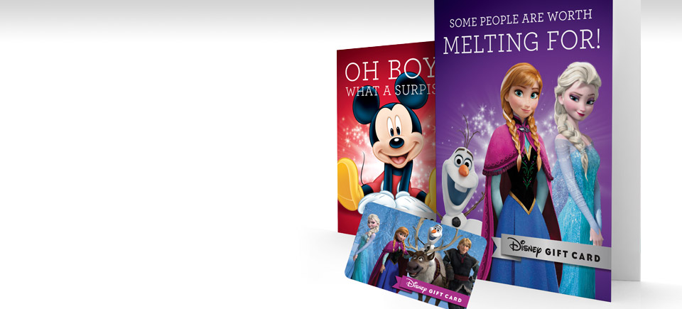 Disney Greeting Cards
