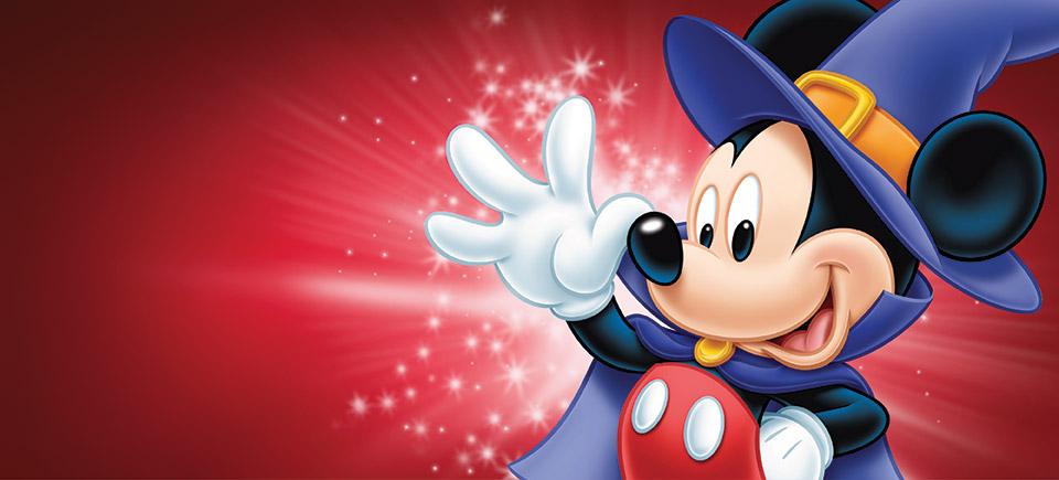 Tada Mickey!