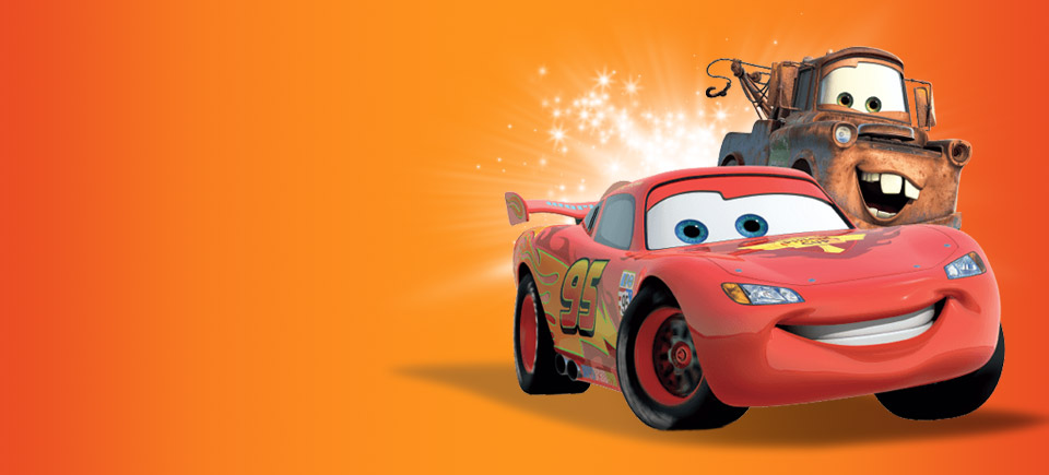 Ka-chow! Connect and never miss the latest Disney news!