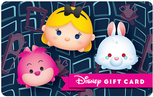 Alice in Tsum Tsum Land