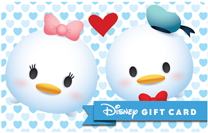 Donald & Daisy - Tsum Tsum Love