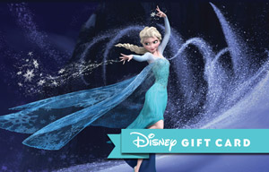 Gift Cards | Disney Gift Card