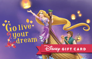 Live Your Dream - Tangled