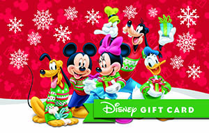 Mickey & Friends Holiday Cheer