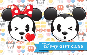 Mickey & Minnie - Emoji Love