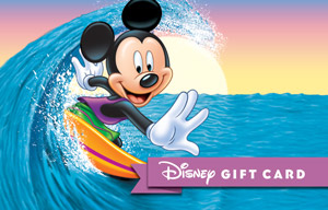 Mickey – Hang Ten