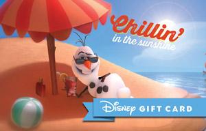 Olaf in Summer!